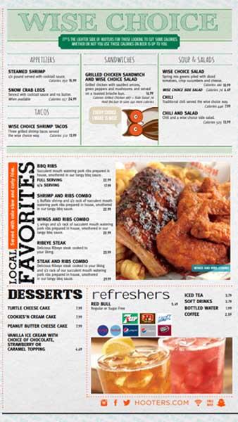 Hooters-edmonton-new-menu-2018